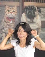 石川恵深 公式ブログ/猫かき!? 画像2