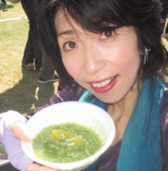 石川恵深 公式ブログ/愛知県西尾市イベント☆抹茶 画像1