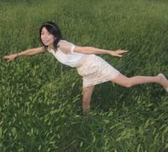 石川恵深 公式ブログ/猫じゃらしで… 画像1