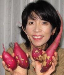 石川恵深 公式ブログ/妹んちの薩摩芋 画像1