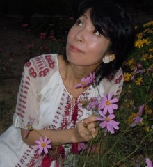 石川恵深 公式ブログ/エミ月光の中で&大和ハウスオーナー秋研修旅行へ 画像1