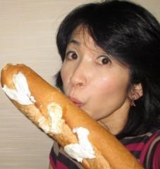 石川恵深 公式ブログ/おはよ〜♪ フランスパン 画像3