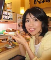 石川恵深 公式ブログ/初!「かっぱ寿司」で、オーダーに挑戦 & 明日はエミコメ!(^^)! 画像3