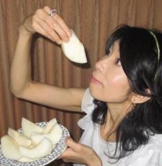 石川恵深 公式ブログ/安城梨 画像3
