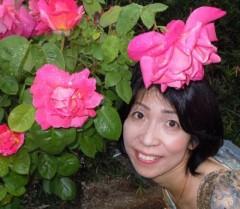 石川恵深 公式ブログ/薔薇に口づけ☆彡そして… 画像1