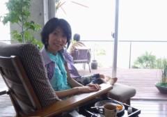 石川恵深 公式ブログ/海沿いのカフェ &明日はエミコメ(^^) 画像1
