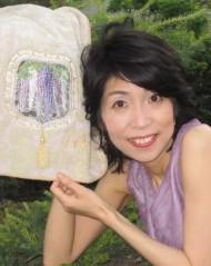 石川恵深 公式ブログ/恵深チャンちの藤??&エミコメ!(^^)! 画像1