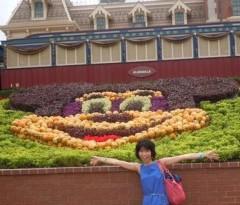 石川恵深 公式ブログ/香港ディズ二ーランド 画像1