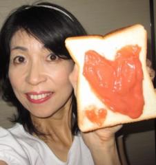 石川恵深 公式ブログ/パンにグアババター&明日はエミコメ(^^) 画像1