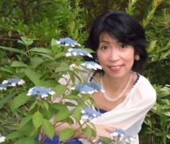 石川恵深 公式ブログ/お庭の紫陽花を見て… 画像2