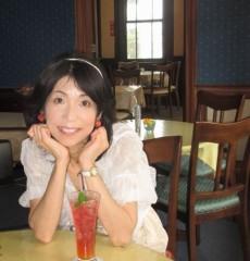 石川恵深 公式ブログ/アイスローズティー 画像1