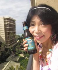 石川恵深 公式ブログ/モーニングビール(BIG  WAVE) 画像1