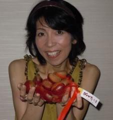 石川恵深 公式ブログ/栗(愛知県額田郡)を茹でたよ〜ん(^^) 画像1