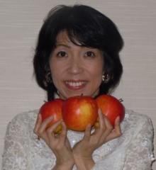石川恵深 公式ブログ/青森たっこ林檎☆彡&明日はコメ返(^_-)-☆ 画像1