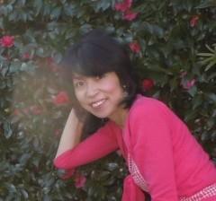 石川恵深 公式ブログ/恵深チャンのお庭のサザンカに…(*^_^*) 画像3