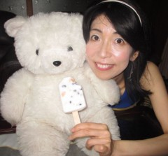 石川恵深 公式ブログ/白くまアイス… 画像3