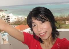 石川恵深 公式ブログ/おはよ〜♪ 沖縄海 画像1