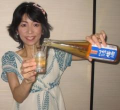 石川恵深 公式ブログ/北アルプス☆日本酒仕込み梅酒〜はちみつ入り〜 画像2