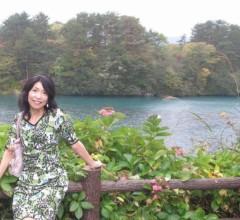 石川恵深 公式ブログ/福島県☆五色沼湖沼群・羅生門沼 画像1