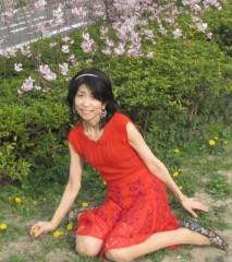 石川恵深 公式ブログ/しだれ桜&たんぽぽ 画像3