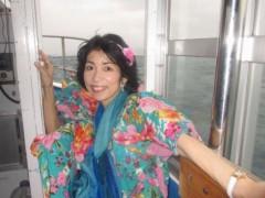 石川恵深 公式ブログ/石垣島でグラスボート 画像2