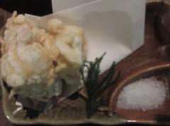石川恵深 公式ブログ/いちじくの天ぷら 画像2