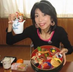石川恵深 公式ブログ/シニア会でパフォーマンス♪ 画像1