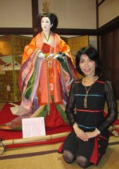 石川恵深 公式ブログ/京都☆宝鏡寺の木…(^^) 画像2