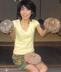 石川恵深 公式ブログ/カボチャ 画像1