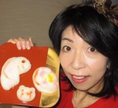 石川恵深 公式ブログ/バルーン雛&いが饅頭&おこし餅 画像3