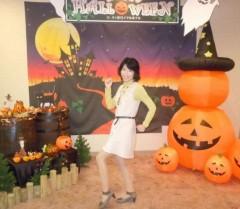 石川恵深 公式ブログ/恵深チョークアート☆ハロウィン&コメ返(^^) 画像2