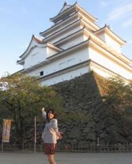 石川恵深 公式ブログ/鶴ヶ城(福島)&エミコメ!(^^)! 画像1