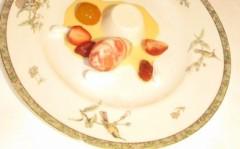 石川恵深 公式ブログ/フレンチレストランで料理を…(-_-;) 画像3