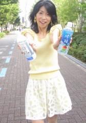 石川恵深 公式ブログ/ソルティライチ&冷梅 画像1