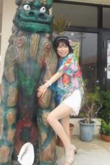 石川恵深 公式ブログ/シーサー描いたぁ &エミコメ!(^^)! 画像1