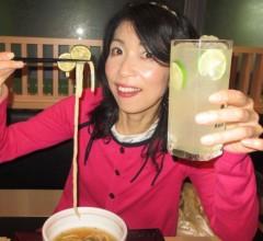 石川恵深 公式ブログ/徳島すだちうどん ☆ 麺坊 かどや 画像3