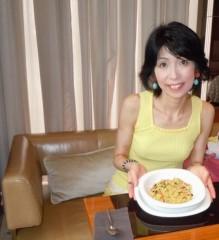 石川恵深 公式ブログ/銀座グッチカフェ(GUCCI Cafe)でランチ 画像2