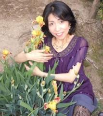 石川恵深 公式ブログ/お庭のアヤメを見て(*^_^*) 画像3