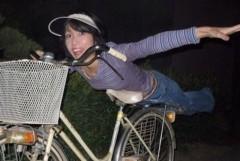 石川恵深 公式ブログ/自転車で…(^^) 画像2