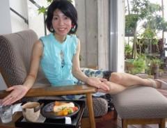 石川恵深 公式ブログ/海沿いのカフェ &明日はエミコメ(^^) 画像2