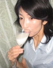 石川恵深 公式ブログ/明治スポーツミルク 画像2
