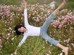 石川恵深 公式ブログ/恵深チャンちの畑で(^^♪ 画像1