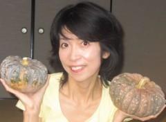 石川恵深 公式ブログ/カボチャ 画像3
