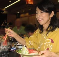 石川恵深 公式ブログ/福島牛しゃぶしゃぶ &明日はエミコメ(^^) 画像1