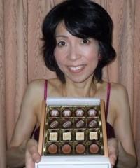 石川恵深 公式ブログ/香港ぺニンシュラホテル☆チョコ&エミコメ(^^) 画像1