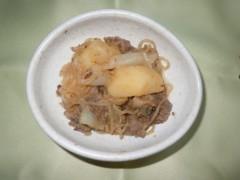 石川恵深 公式ブログ/恵深チャンの肉じゃが 画像3