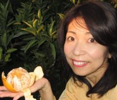 石川恵深 公式ブログ/おはよ〜♪ みかん 画像1