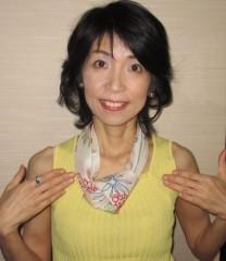 石川恵深 公式ブログ/心温まるスカーフの思い出☆彡 画像1