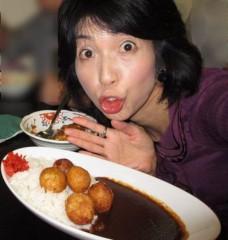 石川恵深 公式ブログ/大阪ブラックカレー & 明日はエミコメ(^^) 画像2
