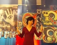 石川恵深 公式ブログ/岡本太郎展〜顔は宇宙だ〜 画像2